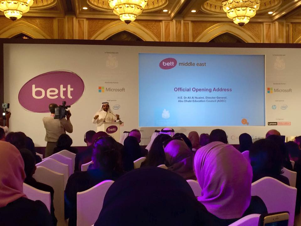 BETT Middle East Conference