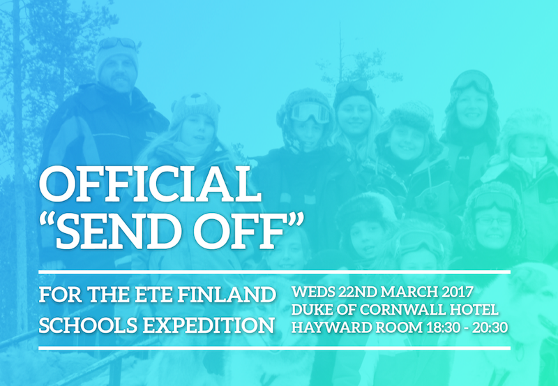 Official ETE Lapland (Finland) 'Send Off'